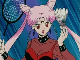 Sailor Moon Badminton