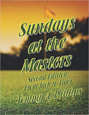 Sundays at the Masters cover